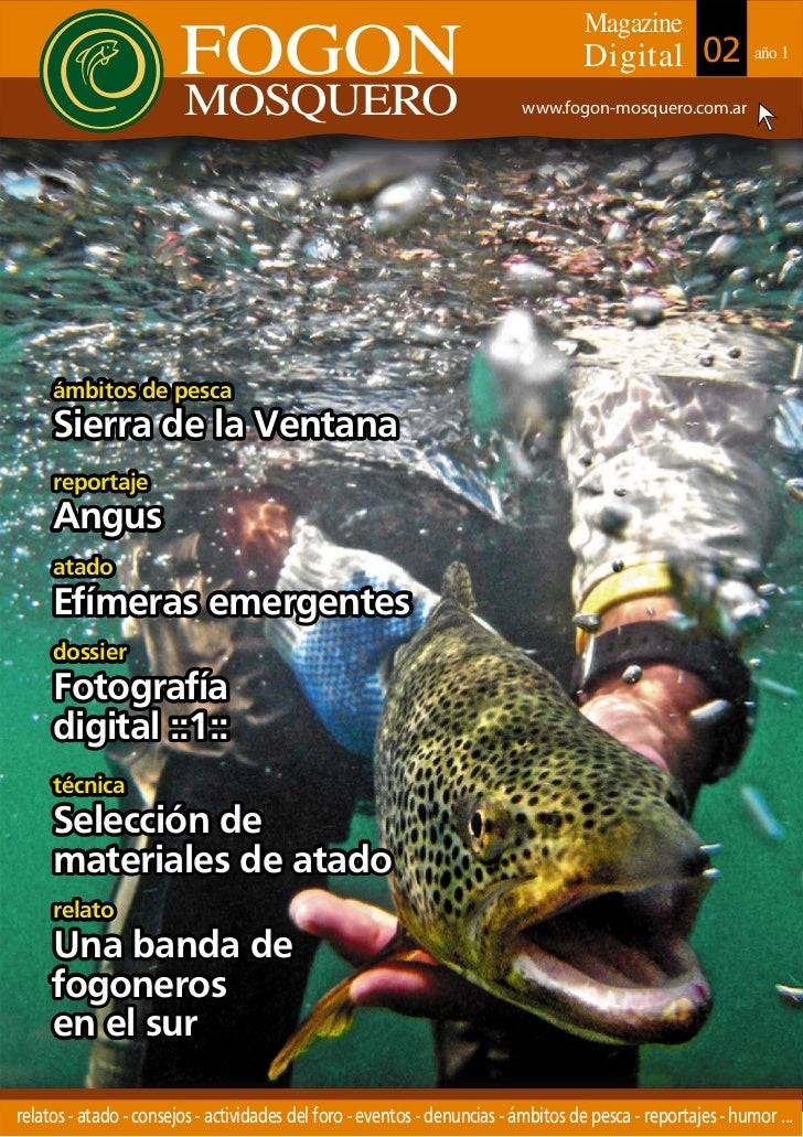 Magazine                        FOGON                                                      Digital 02                año 1...