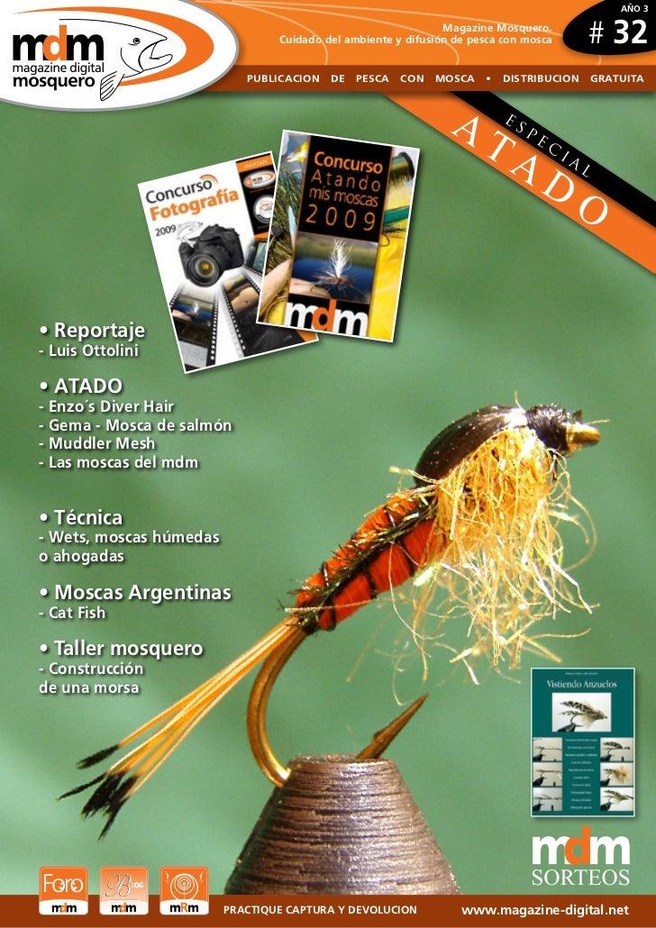 Fly magazine mosquero nº 32
