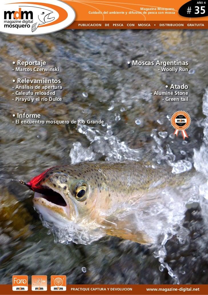 Fly magazine mosquero nº 35