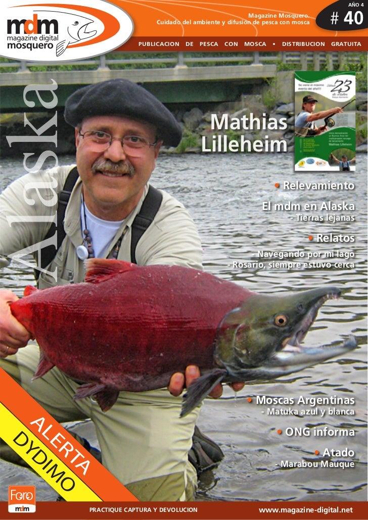AÑO 4                                                              Magazine Mosquero.                                Cuida...