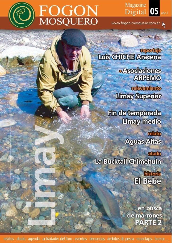Fly magazine mosquero nº 5