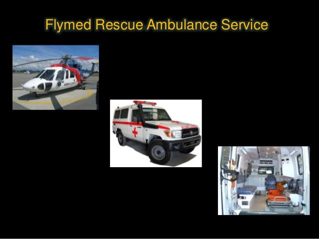 Flymed Rescue Ambulance Service