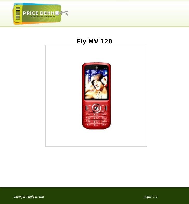 Fly+MV+120+specification