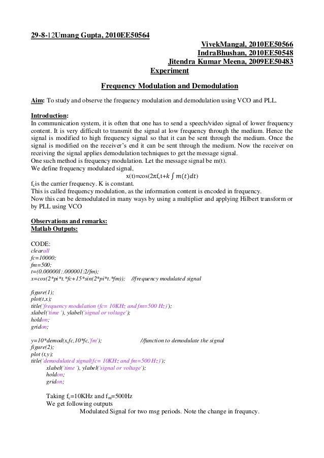 29-8-12Umang Gupta, 2010EE50564 VivekMangal, 2010EE50566 IndraBhushan, 2010EE50548 Jitendra Kumar Meena, 2009EE50483 Exper...