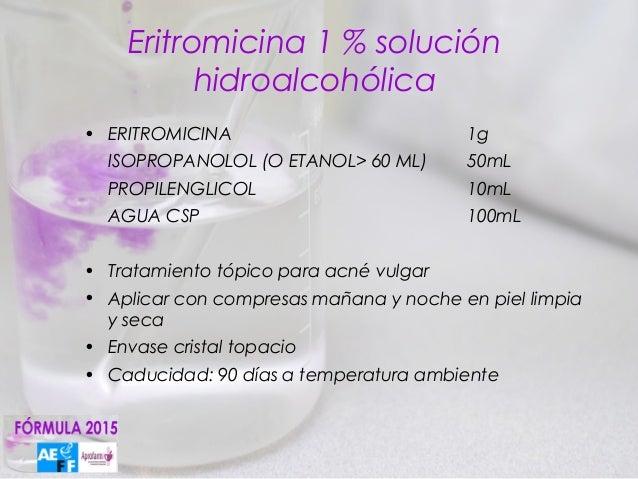 La manzanilla para la persona del acné
