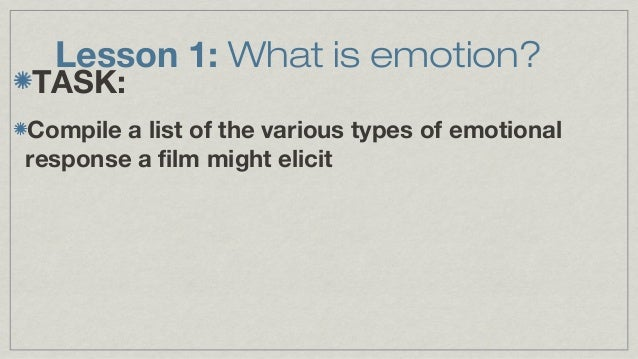 FILM STUDIES, help please?