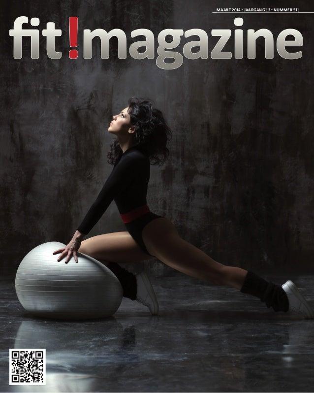 fit!magazine MAART 2014 - JAARGANG 13 - NUMMER 51