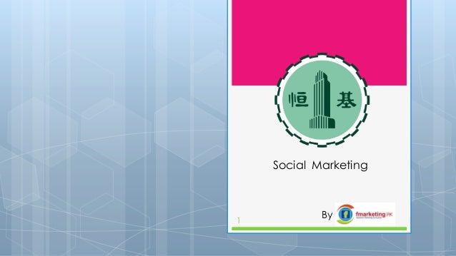 Social Marketing By1