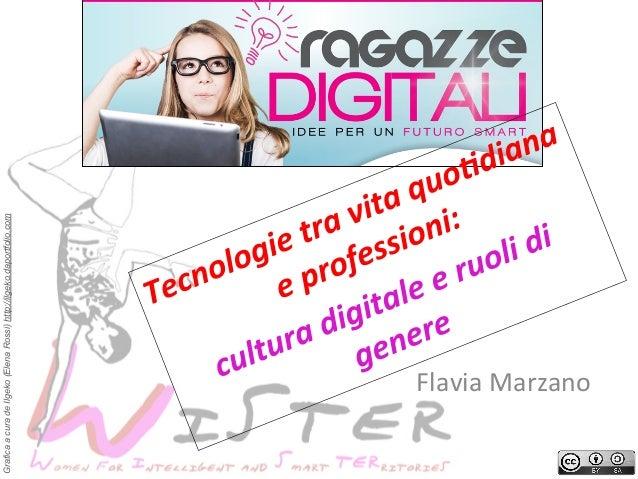 Grafica a cura de Ilgeko (Elena Rossi) http://ilgeko.daportfolio.com  Flavia  Marzano