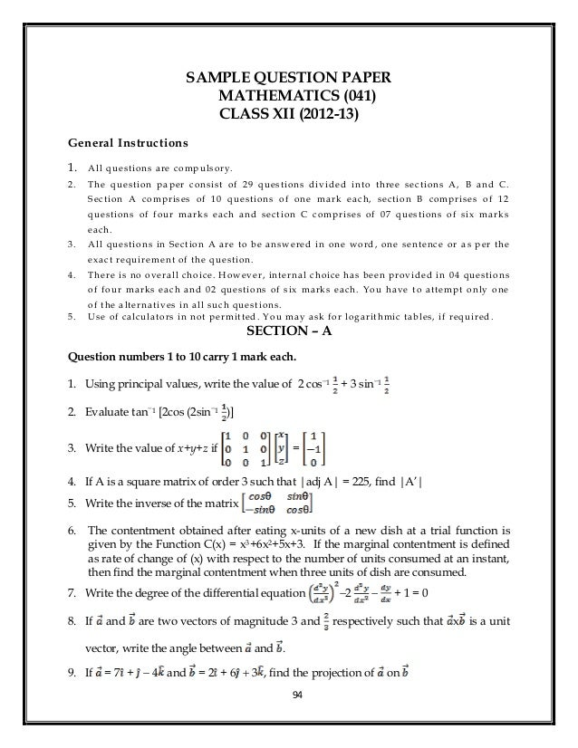 Research papers helper in mathematics pdf