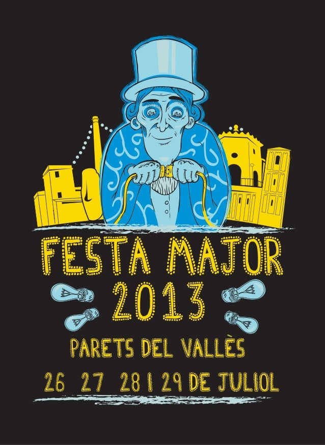 Festa Major 2013 - Parets del Vallès
