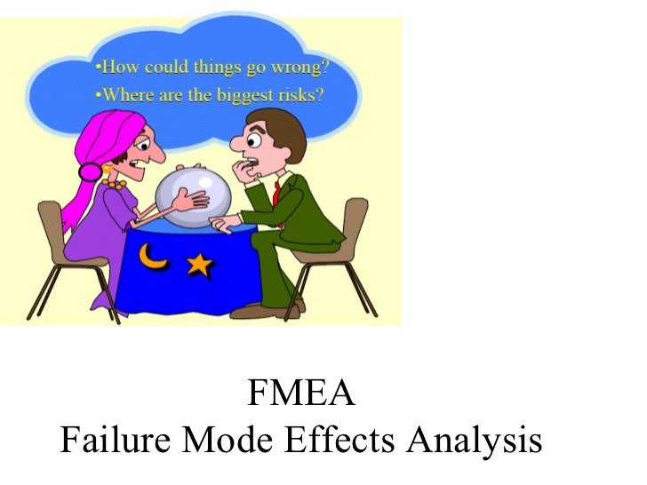 FMEAFailure Mode Effects Analysis