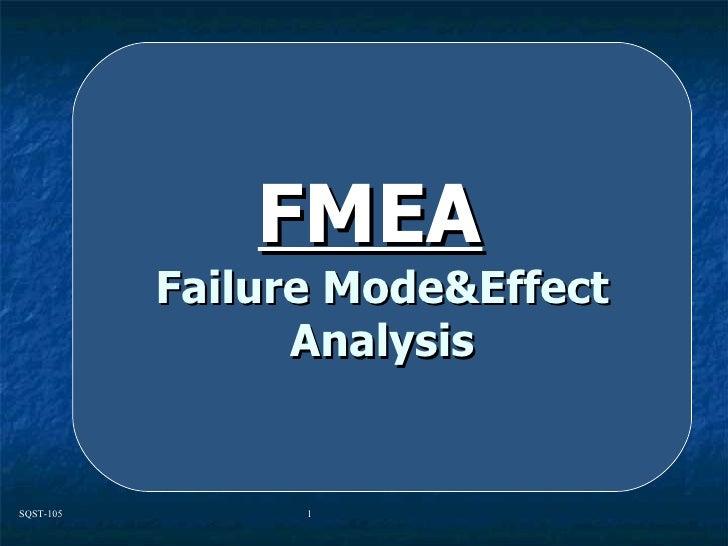 Fmea01