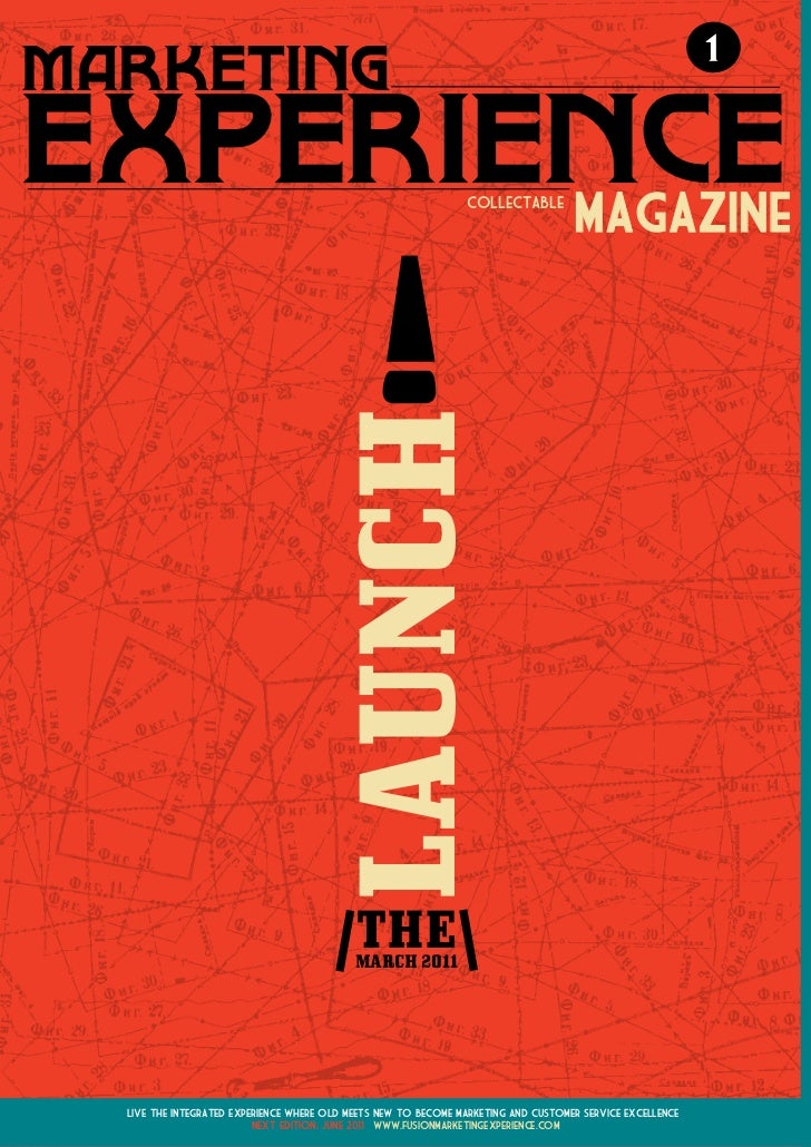 Fusion Marketing Quarterly #1