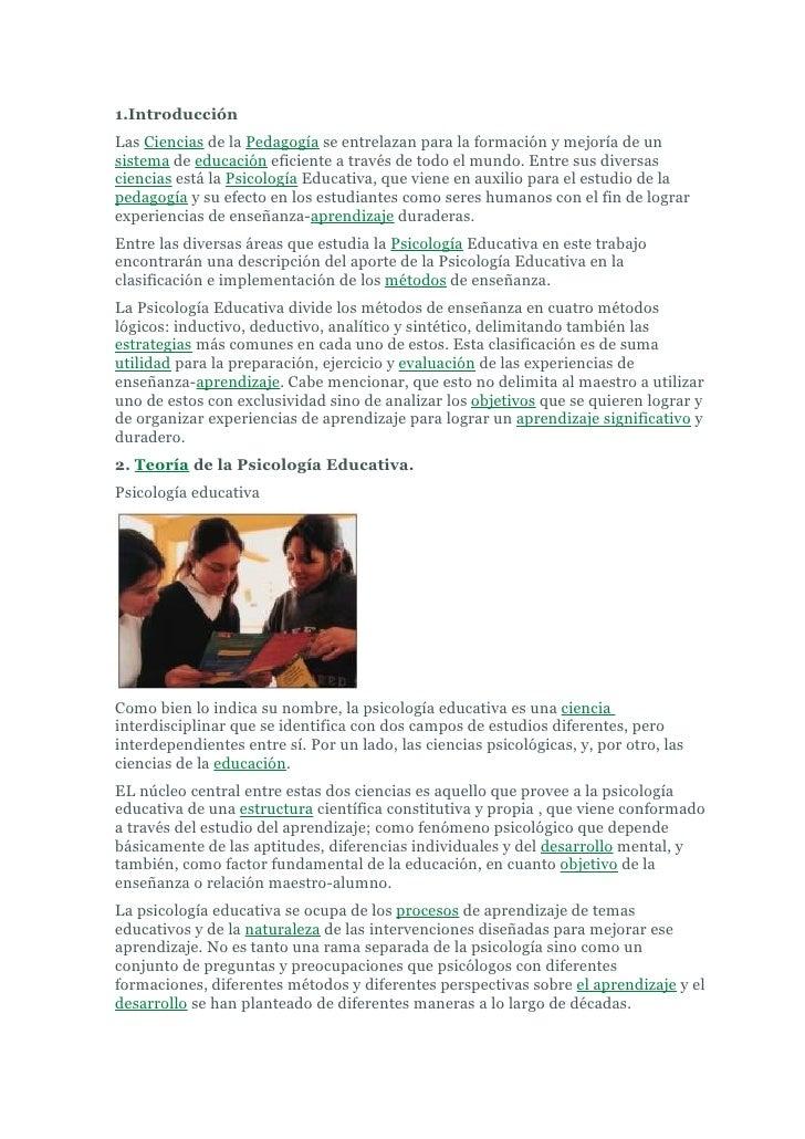 metodos pedagogicos