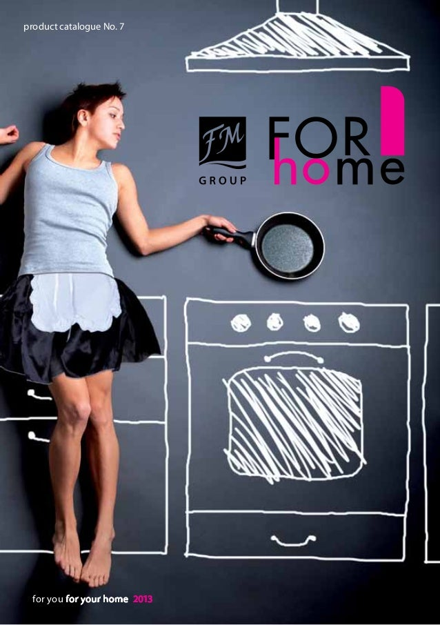 for you for your home 2013product catalogue No. 7