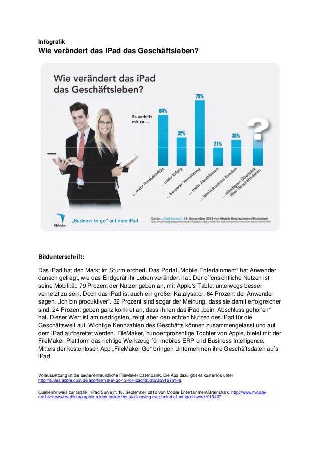 FileMaker Infografik: Wie-verändert-das-iPad-das-Geschäftsleben?