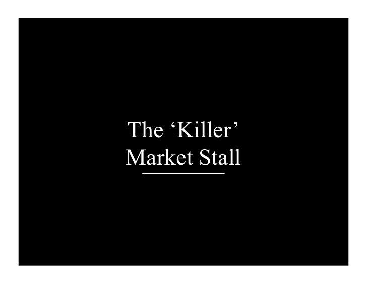Fmns killer market stall