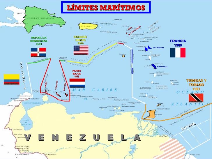 GEOPOLITICA DE VENEZUELA