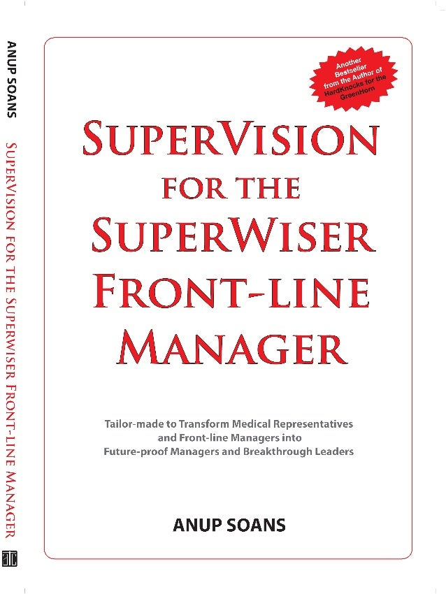 SuperVision for the SuperWiserFront-line Manager is a must for allfront-line managers of every pharmacompany. It is tailor...