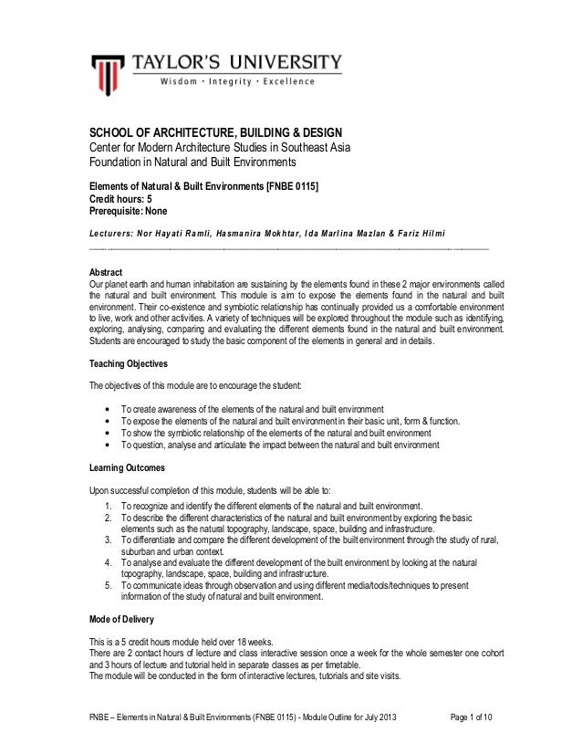 Fnbe0115 module outline final august 2013