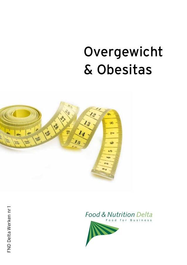 FND Deltawerken - Obesitas & Overgewicht