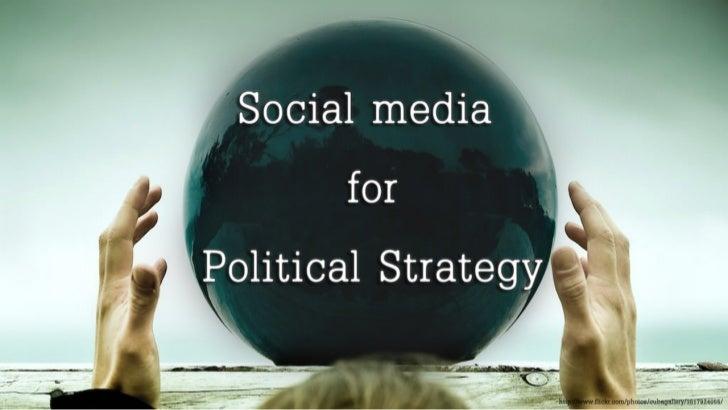 Social Media Political Strategy