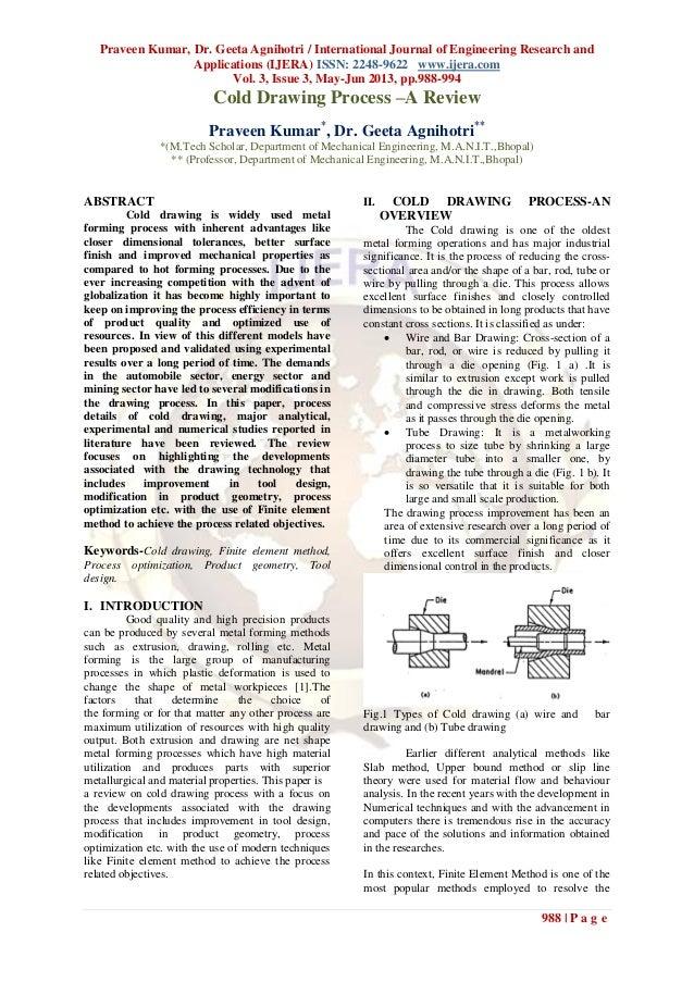 Praveen Kumar, Dr. Geeta Agnihotri / International Journal of Engineering Research andApplications (IJERA) ISSN: 2248-9622...