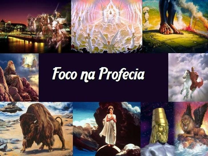 Foco na profecia - Daniel 1 e 2