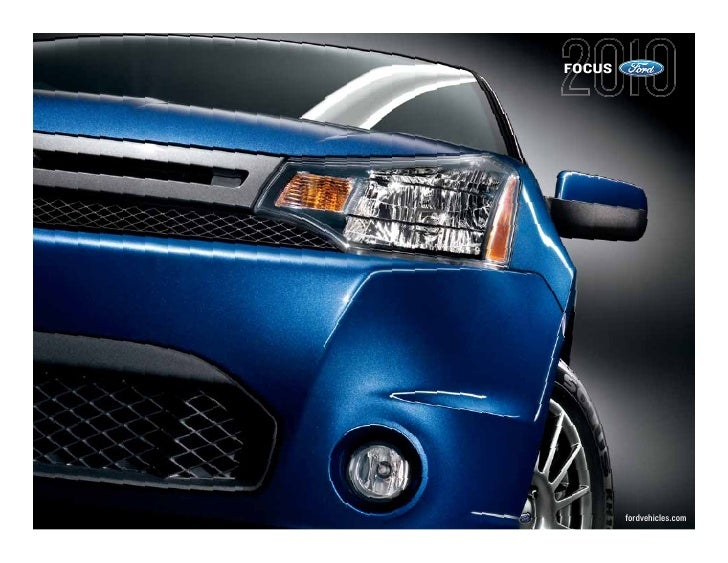 2010 Ford Focus Sedan New Mexico