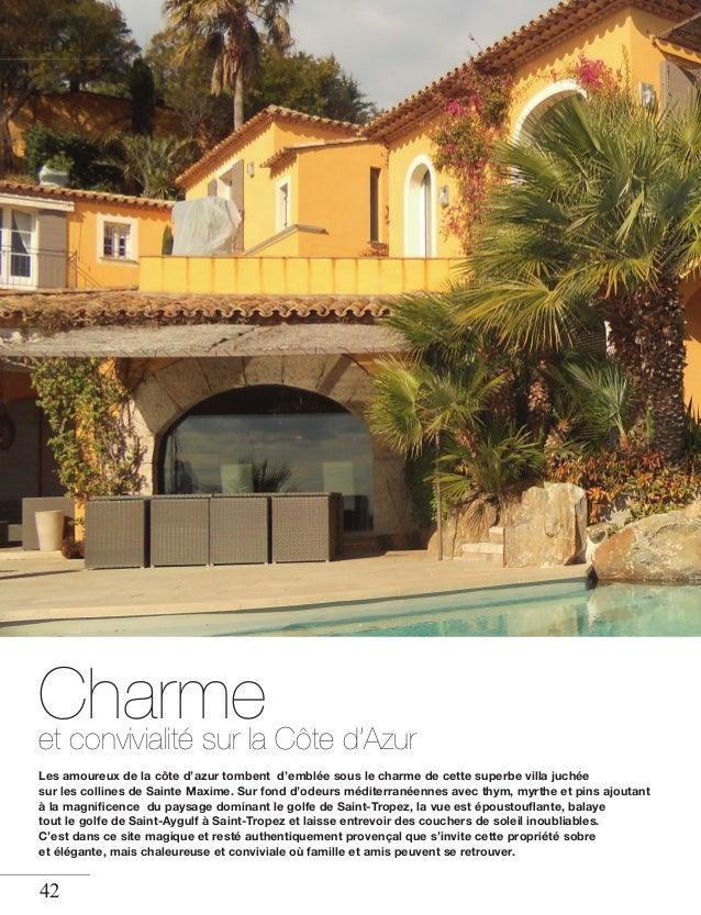FOCUS  Charme Côte d'Azur et convivialité sur la Les amoureux de la côte d'azur tombent d'emblée sous le charme de cette s...