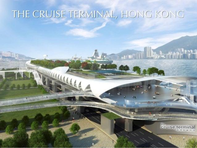 THE CRUISE TERMINAL, HONG KONG