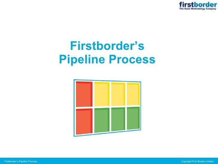Focus Pipeline Process
