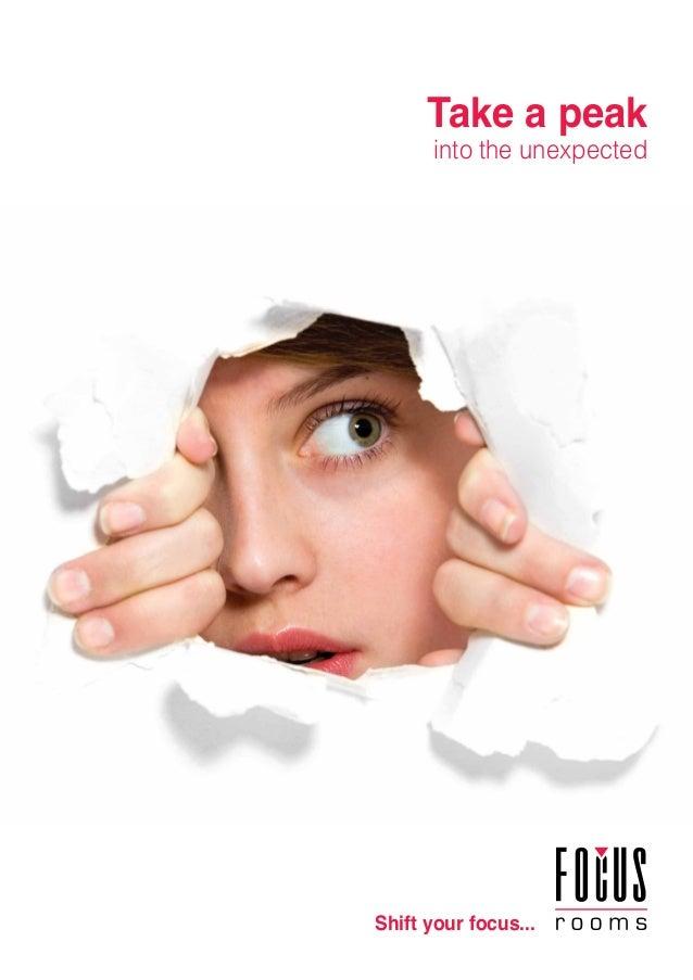 Focus rooms brochure