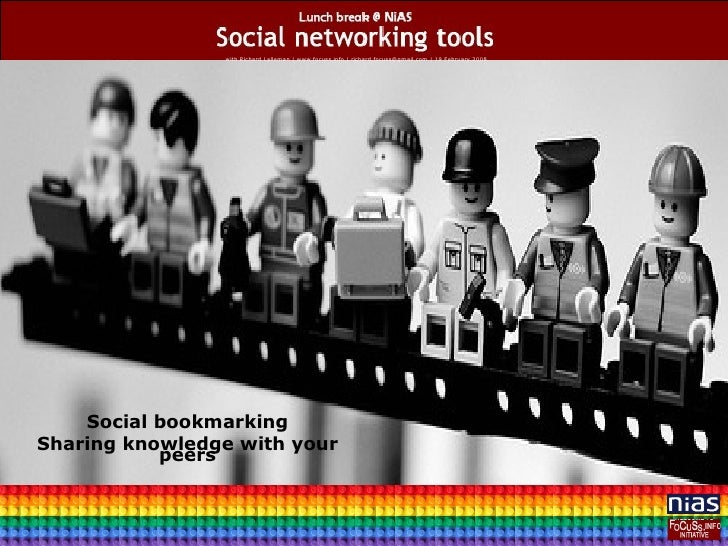 Focuss.Info: Social Bookmarking - Sharing knowledge with your Peers