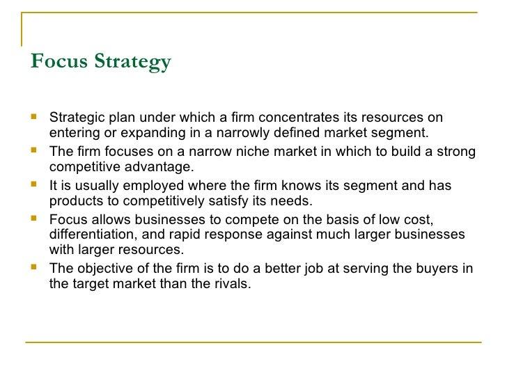 Focus Strategy(Short Tutorial)