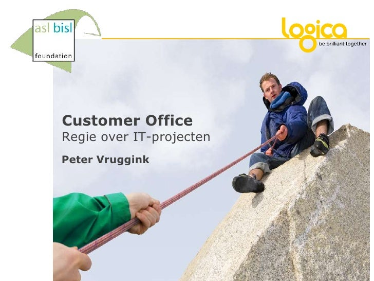 Customer Office - Regie over IT Projecten