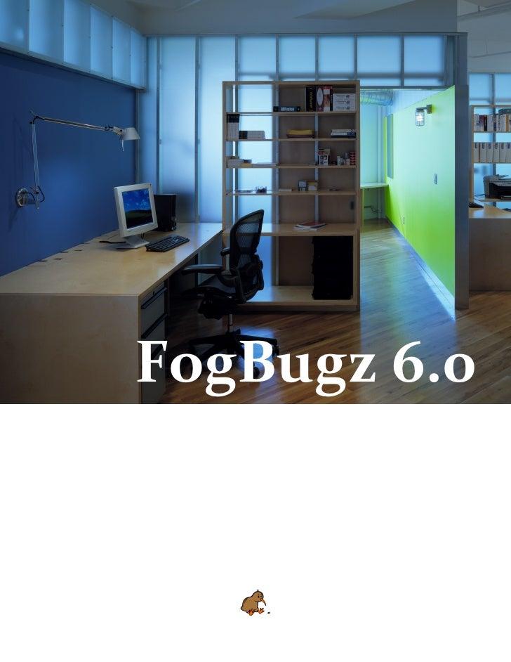 Fog Bugz 6  Brochure  Pt  B R - Veja a versão 7.0