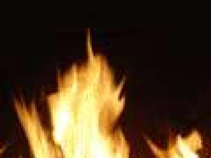 O fogo foi a maior conquista do serhumano na pré-história. A partir destaconquista o homem aprendeu a utilizar a       O f...