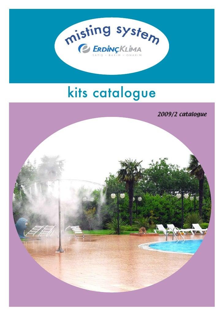 kits catalogue                 2009/2 catalogue