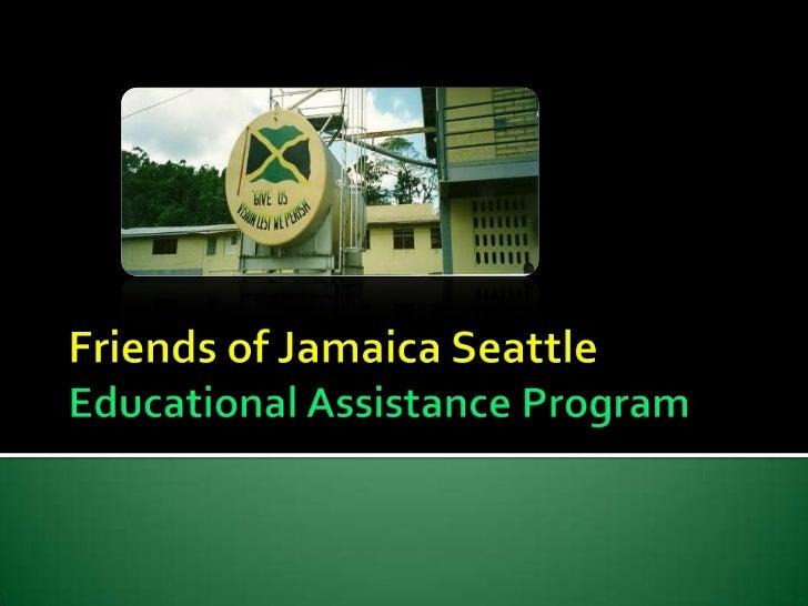 FOJS Educational Assistance Program