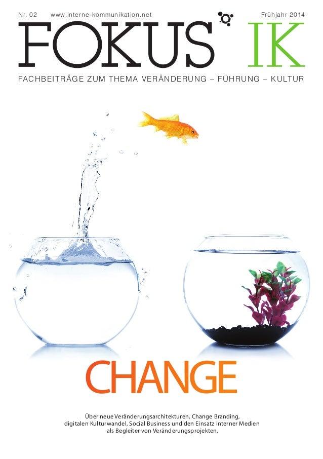 Fokus IK |  Change