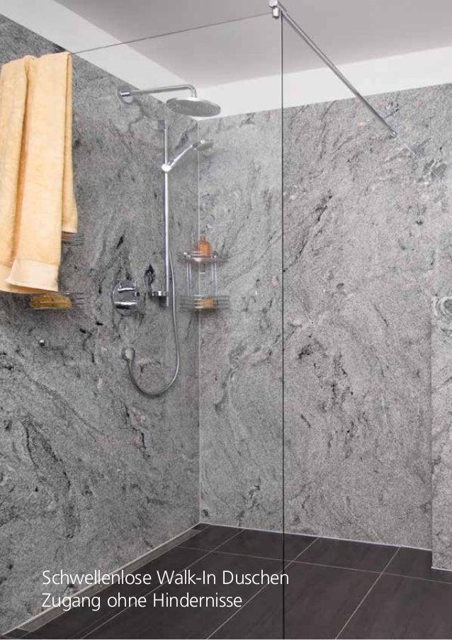 offene dusche stein verschiedene design. Black Bedroom Furniture Sets. Home Design Ideas
