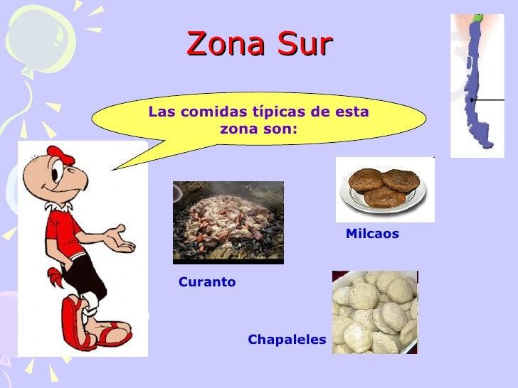 Juego De Baño Zona Norte:zona sur las comidas típicas de esta zona son curanto