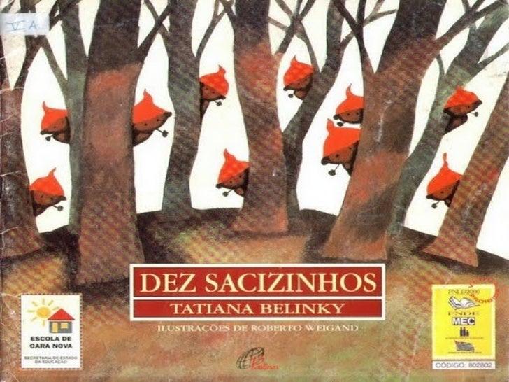 Folclore dez sacizinhos