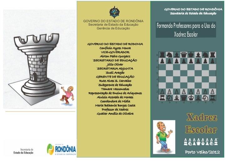GOVERNO DO ESTADO DE RONDÔNIA                                                    Secretaria de Estado da EducaçãoGOVERNO D...