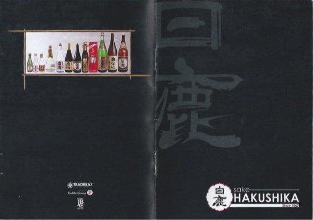 Sake Hakushika e o Ceramista