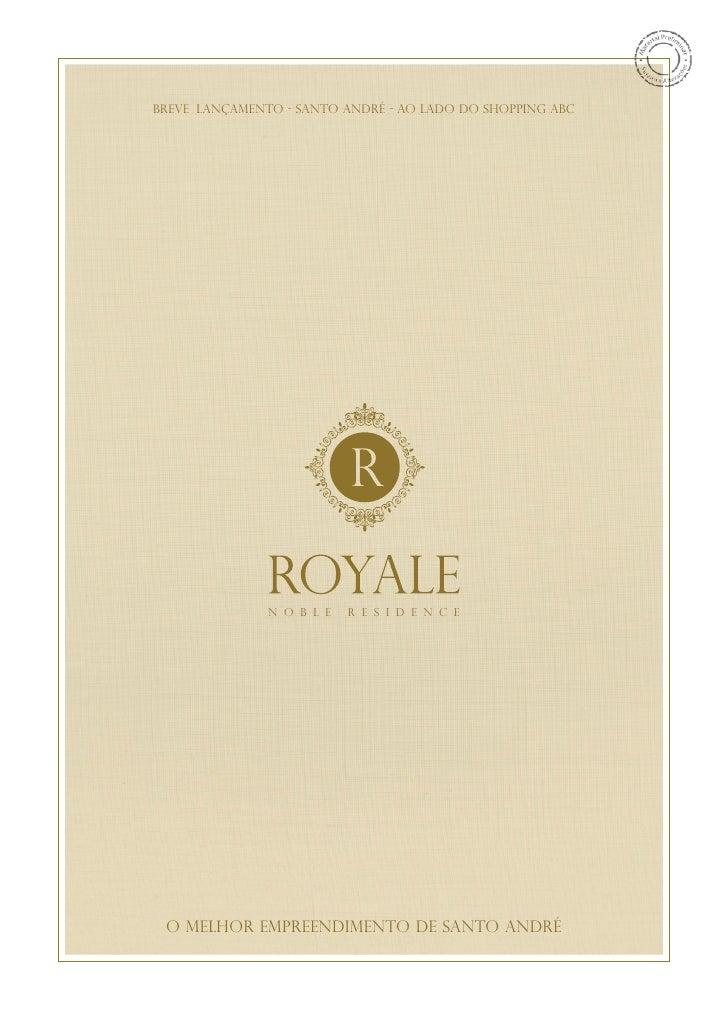 Royale Prestige - Apartamento em Santo André - SP