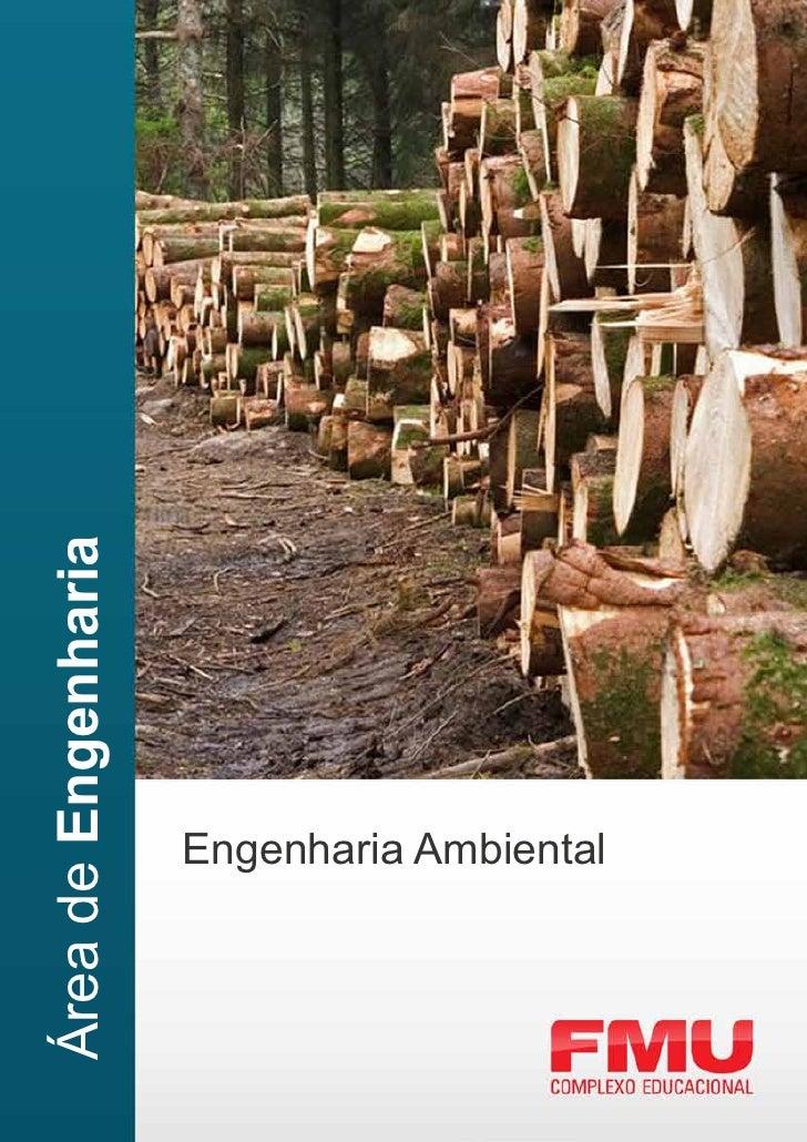 Área de Engenharia                     Engenharia Ambiental