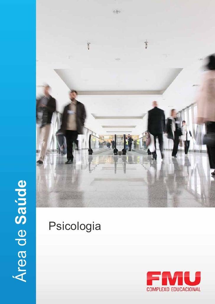 Psicologia FMU